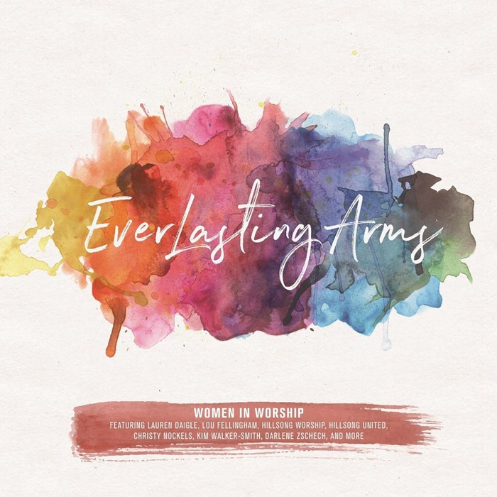 Everlasting Arms CD (CD-Audio)
