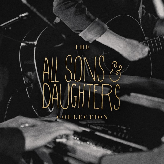 The All Sons And Daughters Collection CD (CD-Audio)