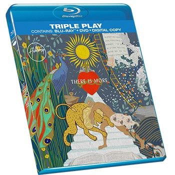 There Is More Blu-Ray DVD (Blu-ray)