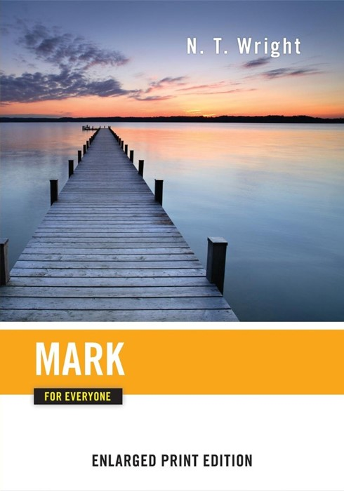 Mark for Everyone (Enlarged Print) (Paperback)