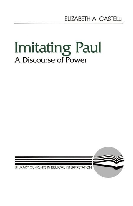 Imitating Paul (Paperback)