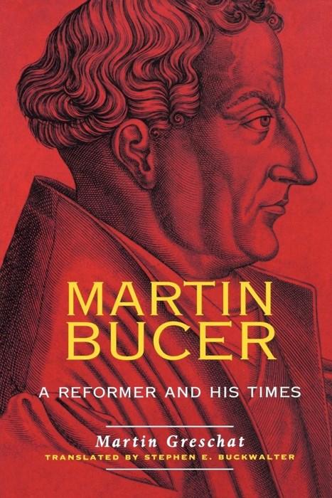 Martin Bucer (Paperback)