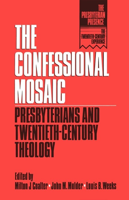 The Confessional Mosaic (Paperback)