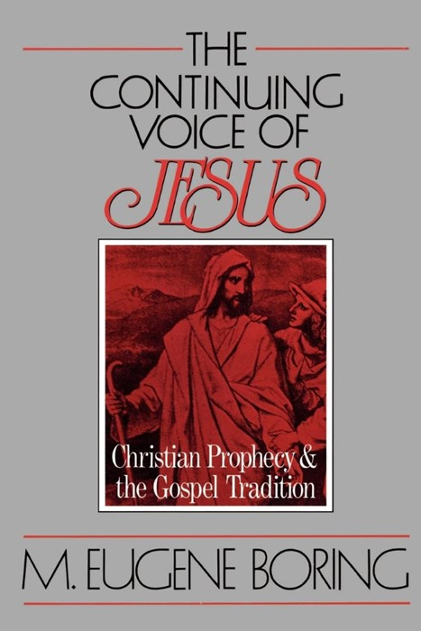 The Continuing Voice of Jesus (Paperback)