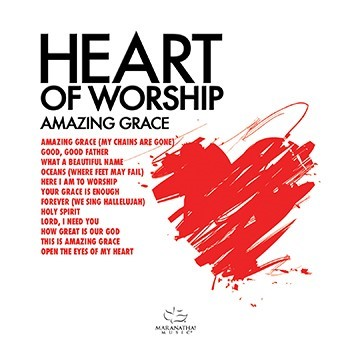 Heart Of Worship - Amazing Grace CD (CD-Audio)