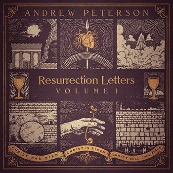 Resurrection Letters Vol.1 Deluxe Edition CD (CD- Audio)