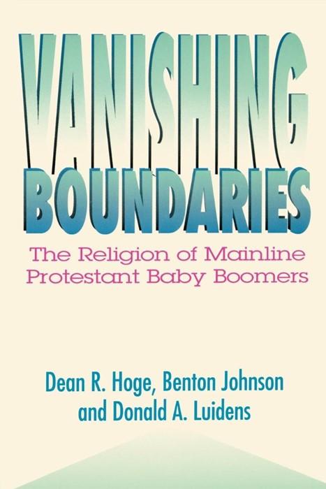 Vanishing Boundaries (Paperback)