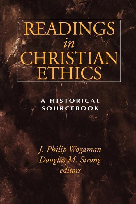 Readings in Christian Ethics (Paperback)