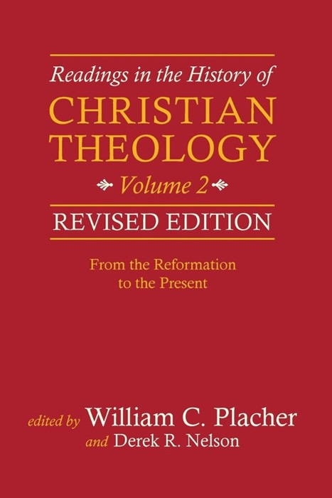 Readings in the History of Christian Theology, Volume 2 (Paperback)