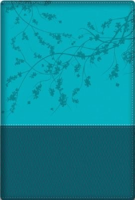 Woman After God's Own Heart Bible, Teal (Imitation Leather)