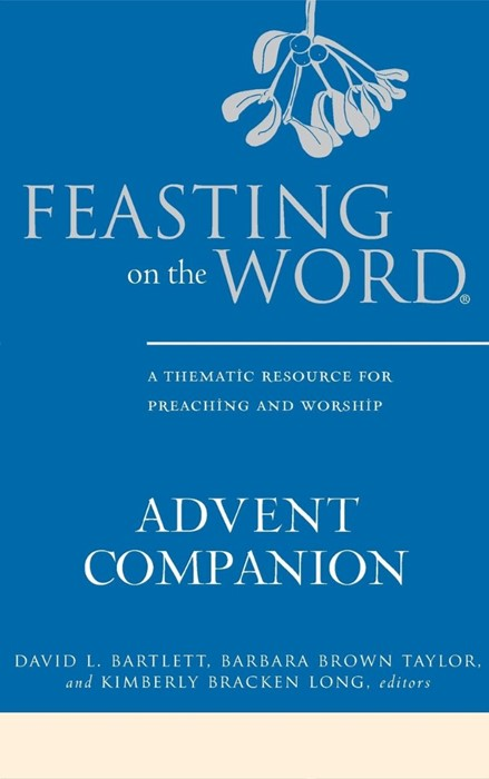 Feasting on the Word Advent Companion (Hard Cover)
