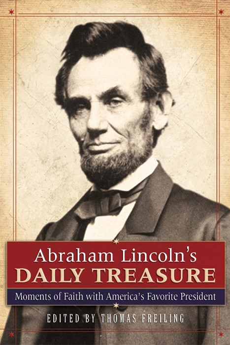 Abraham Lincoln's Daily Treasure (Paperback)