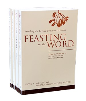 Feasting on the Word, Year A, 4-Volume Set (Paperback)