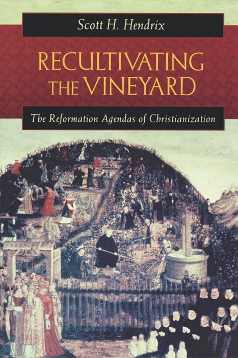 Recultivating the Vineyard (Paperback)