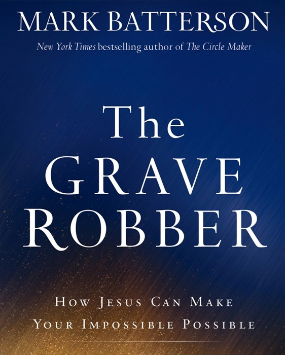 The Grave Robber (CD-Audio)