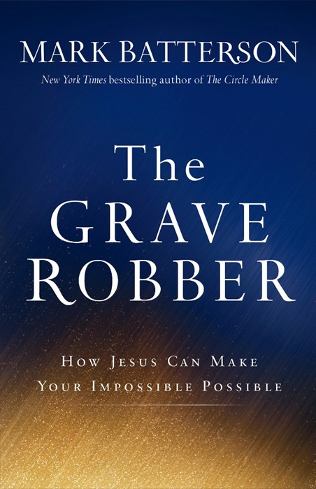 The Grave Robber (Hard Cover)