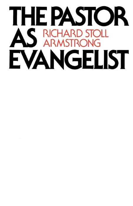 The Pastor as Evangelist (Paperback)