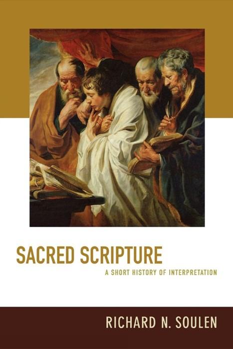 Sacred Scripture (Paperback)