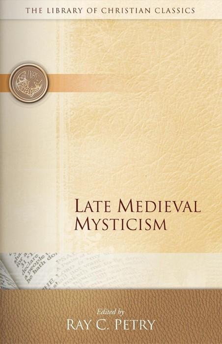 Late Medieval Mysticism (Paperback)