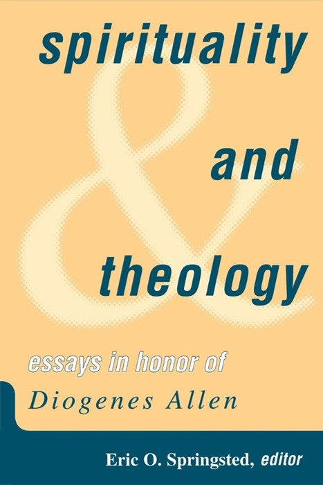Spirituality & Theology (Paperback)