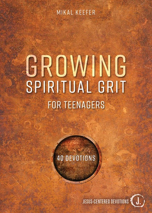 Growing Spiritual Grit For Teenagers (Paperback)
