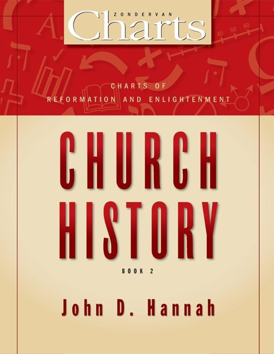 Charts of Reformation and Enlightenment Church History (Paperback)
