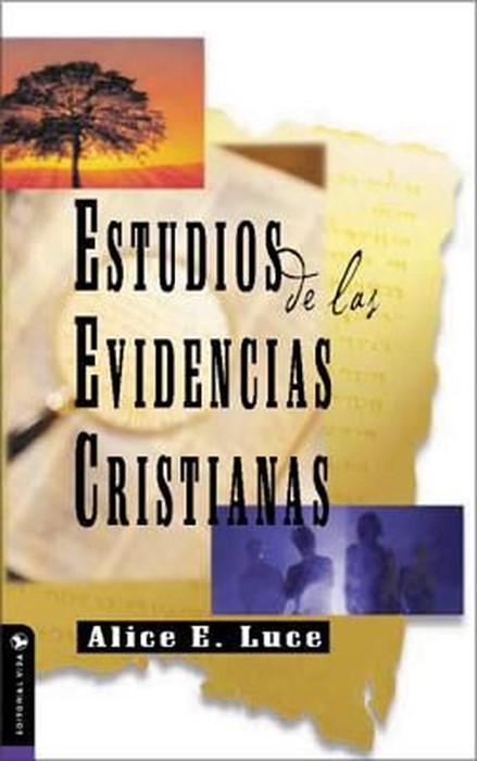 Estudios de Las Evidencias Cristianas (Paperback)