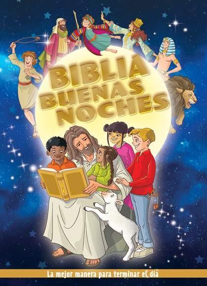 Biblia buenas noches (Hard Cover)