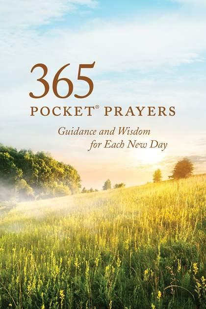 365 Pocket Prayers (Paperback)