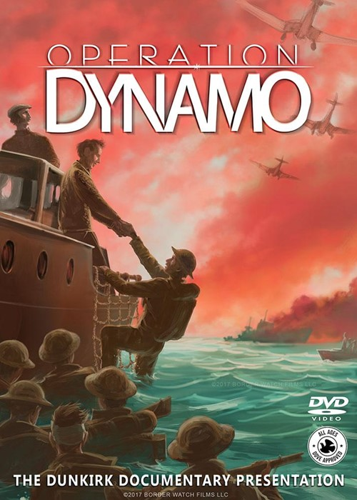 Operation Dynamo DVD (DVD)