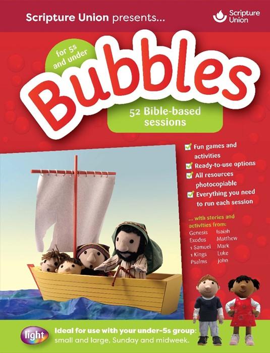 Bubbles Red Compendium (Spiral Bound)