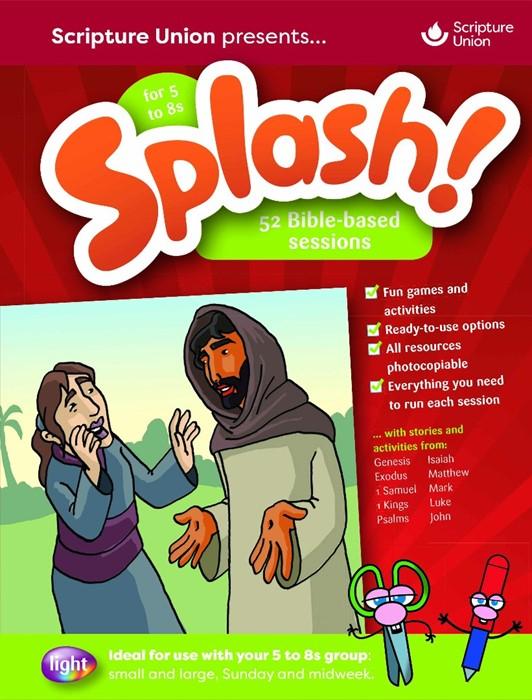 Splash Red Compendium (Spiral Bound)