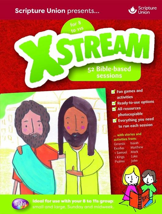 Xstream Red Compendium (Spiral Bound)