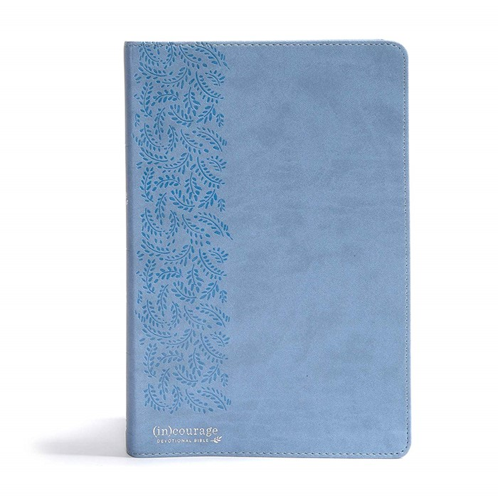 CSB (in)courage Devotional Bible, LeatherTouch (Imitation Leather)