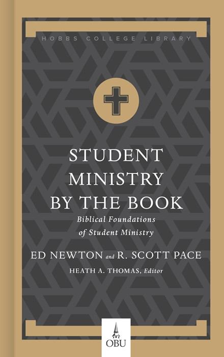Student Ministry by the Book (Hard Cover)