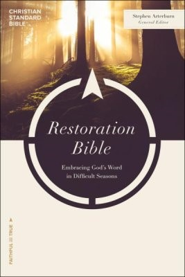 CSB Life Restoration Bible, Trade Paper (Paperback)