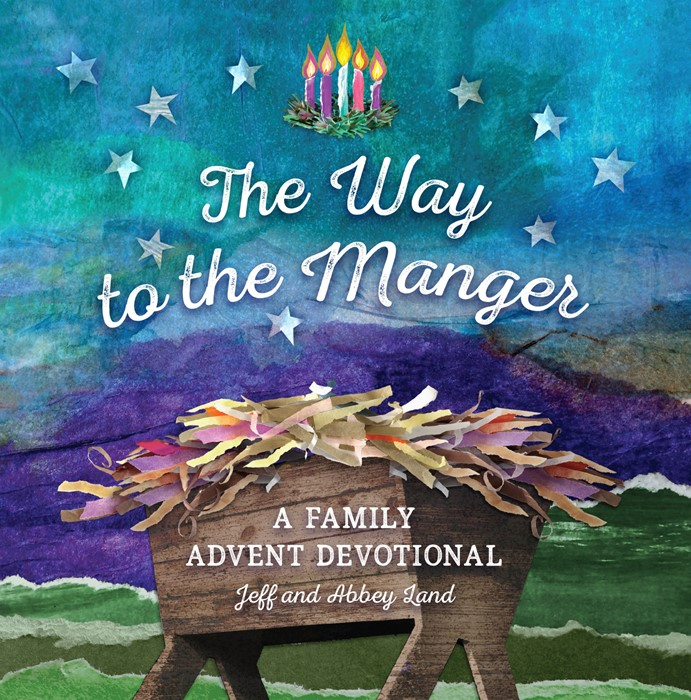 The Way to the Manger (Hard Cover)