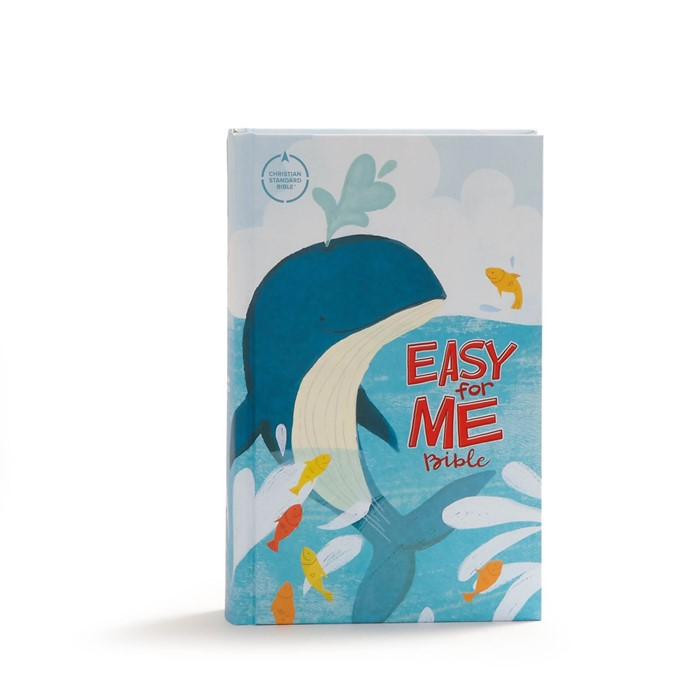 CSB Easy for Me Bible for Early Readers (Hard Cover)