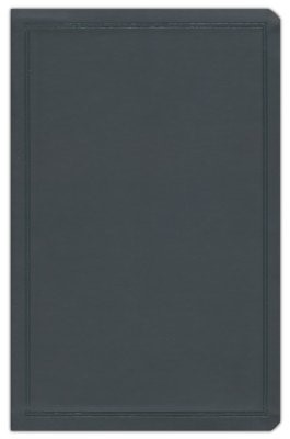 CSB Deluxe Gift Bible, Black LeatherTouch (Imitation Leather)