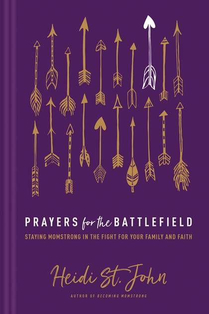 Prayers for the Battlefield (Hard Cover)