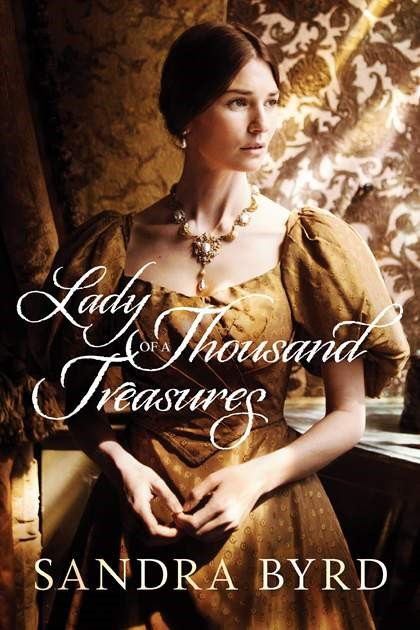 Lady of a Thousand Treasures (Paperback)