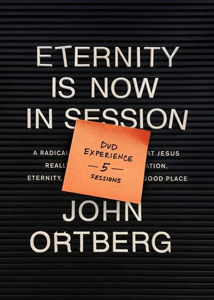 Eternity Is Now in Session DVD Experience (DVD)