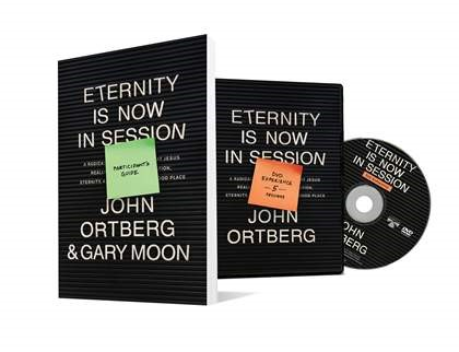 Eternity Is Now in Session Participant's Guide with DVD (Paperback)