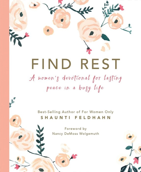 Find Rest (Hard Cover)