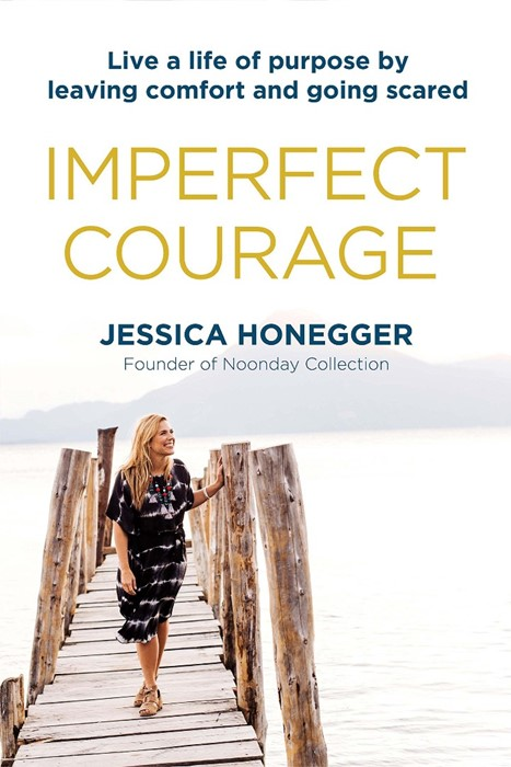 Imperfect Courage (Hard Cover)