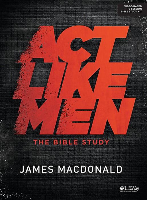 Act Like Men Leader Kit (Kit)