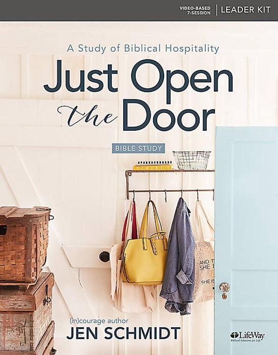 Just Open The Door Leader Kit (Kit)