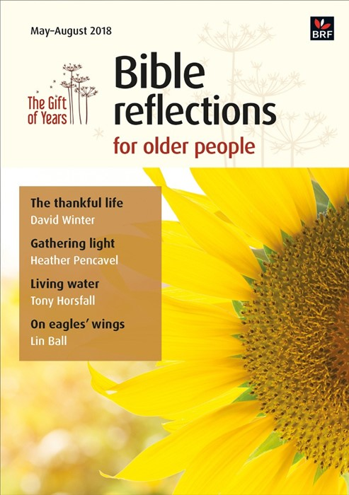 Bible Reflections For Older People May-August 2018 (Paper Back)