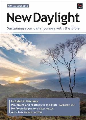 New Daylight May-August 2018 (Paper Back)