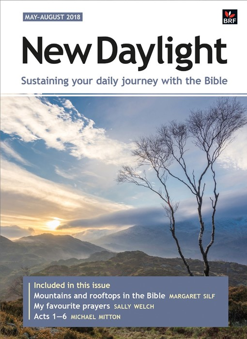 New Daylight Deluxe Edition May-August 2018 (Paperback)